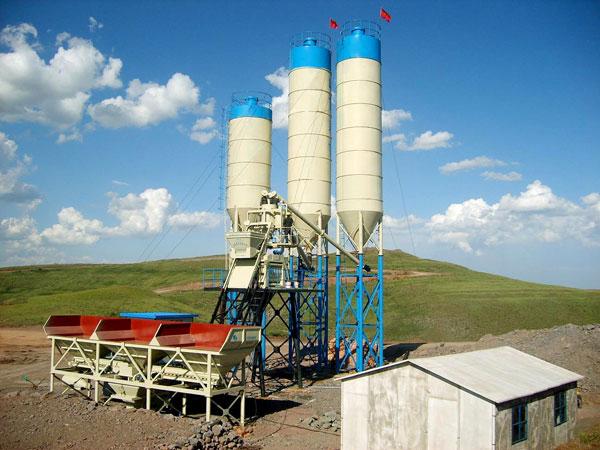ready mix concrete plant manufacturer