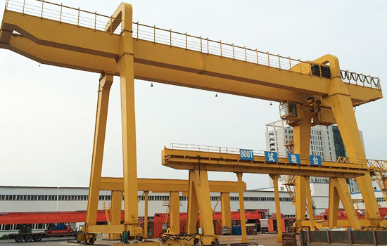 40 Ton Gantry Crane for Sale
