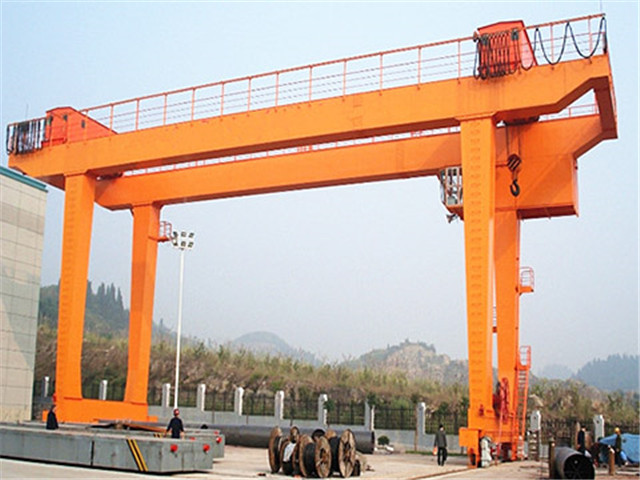 Electric gantry cranes for sale