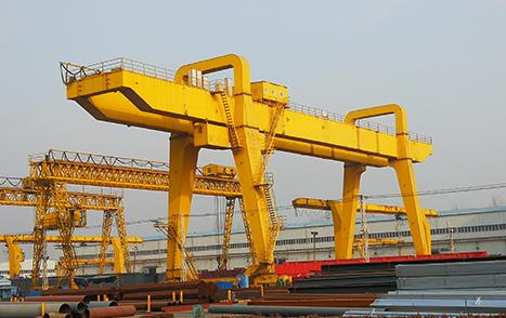 What the Leader in Model Double Girder Gantry Crane Offers
