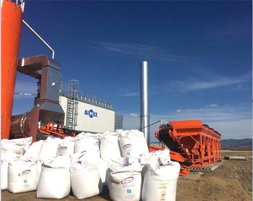 Aimix asphalt plant for sale