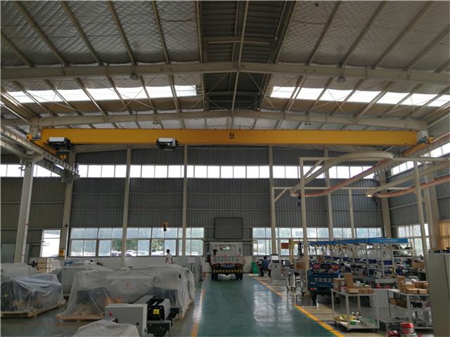 Buy dvhubalochny electric overhead crane