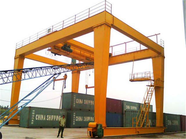 Reliable price crane gantry container