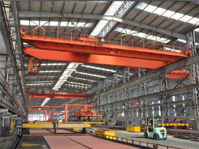 Reliable price bridge crane 30 tons in China