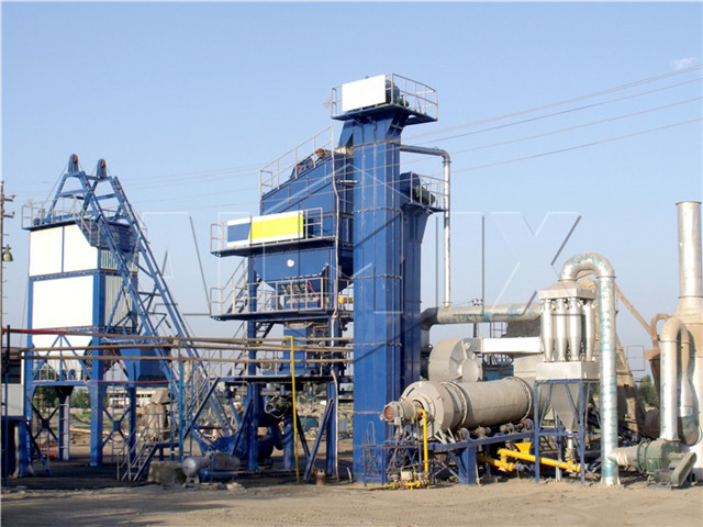 Asphalt mixing plant in China for sale
