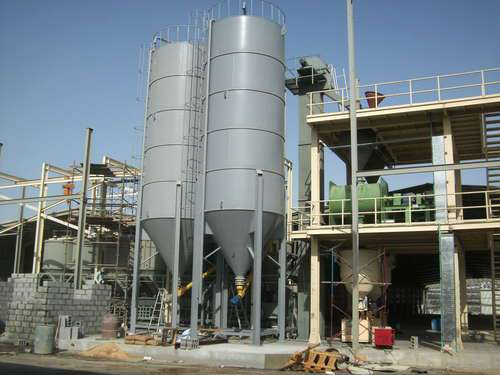 Dry Mortar Mix Plant